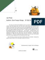 Enol Fueyo Parga First Prize