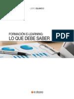 E-learning_lo Que Debe Saber