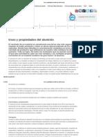 Usos y propiedades del aluminio _ Aluminio.pdf
