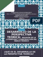 Desarrollo de La Perspectiva Teorica Pptx
