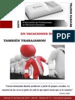 2014 Enero Revista Gestion de Personas