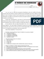 Estudo D. 3º Ano