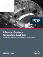 MAN Influence of Ambient Temperature Conditions