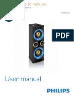 Manual Ntrx500