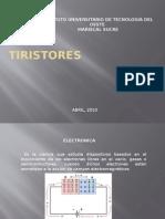 Tiristores