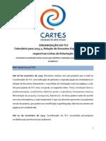 0 - Organização TCC 2015.2(Calendário e Linhas)