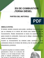 MOTORES DE COMBUSTIÓN INTERNA DIÉSEL