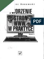 Danowski B. - Tworzenie Stron WWW w Praktyce Wydanie II