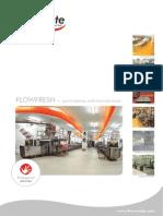 Cementicios de Urethano Flowcrete Para La Industria Alimenticia