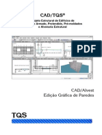 ALVEST 04 - Edição Gráfica de Paredes