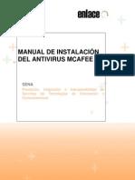 Manual de Instalación Antivirus VirusScan McAfee v1 (1)