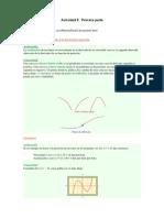 Aceleración, concavidad y la derivada segunda