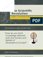 wchapter 4 - the scientific revolution