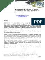 04 Análisis Del Geotextil Tejido Pavco en La Avenida Federic
