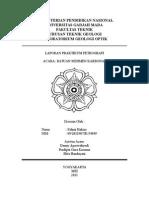 Cover Petrografi