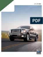 2012 Ford Raptor Brochure