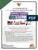 10.03 Tkb Cpns Kesehatan - Skm- Tryout Ke-05 Cpnsonline.com
