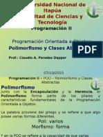 Clase7-Polimorfismo-ClasesAbstractas