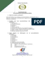 29305015 Cuestionario de Derecho Procesal