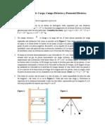 PRACTICA No 6 Carga Campo Electrico y Potencial Electrico