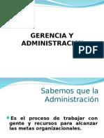 gerencia administra