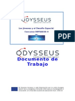 ODYSSEUS Project Worksheet Spanish