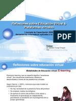 Educacion  tutoria Virtual