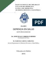 Silabo Gerencia en Salud 2015v4