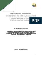 Plan Salud Familiar 2012 Octubre - Copia