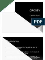 Crosby & Calidad Total