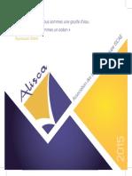Brochure ALISCA