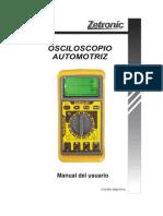Manual Osciloscopio Espanol