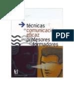 Varios - Tecnicas de Comunicacion Eficaz