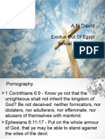 Exodus Out of Egypt