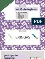 Jeringas,Venoclisis.pptx