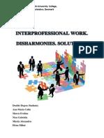 Interprofessional Work