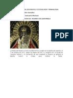 Virgen Del Rosario en Guatemala