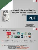 Embotelladora_Andina Factura Electrónica