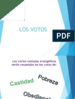 Los Votos Presentacion Clase VI 28 Octubre