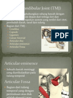 Temporomandibular Joint Disorder Karena Perubahan Dimensi Vertikal