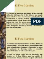 Flete Maritimo
