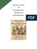 Mountain Meadow Massacre