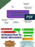 PE4 AB Elementary Mechanics 2