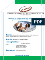Tarea de Investigación Formativa U03