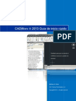 CW-2013-Quick Start Guide Spanish