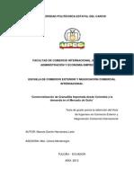 109 Comercializaciòn de Granadilla Importada Desde Colombia