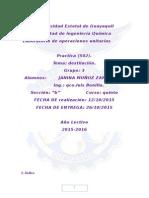 Informe de 502 Bonilla Destilacion JANINA