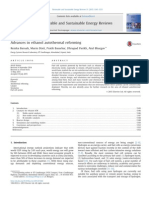 Advances in Ethanol Reforming