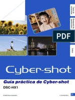 Sony Cybershot Manual