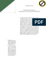 Petonnet 2008 - Observacao Flutuante